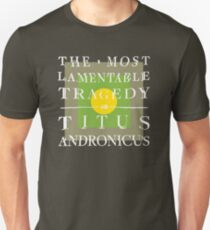 Titus Andronicus - The Most Lamentable Tragedy Shirt T-Shirt