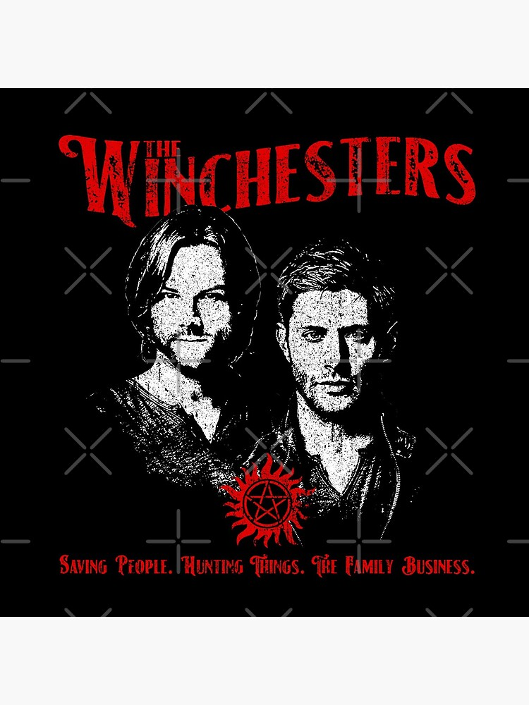 The Winchesters by huckblade