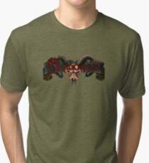 Run Into The Shadow Tri-blend T-Shirt