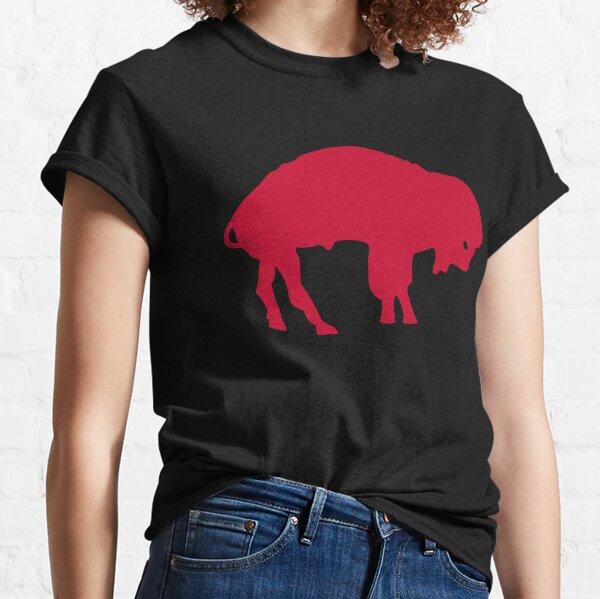 Buffalo Football Fans American Football College & University Sport Classic T-Shirt