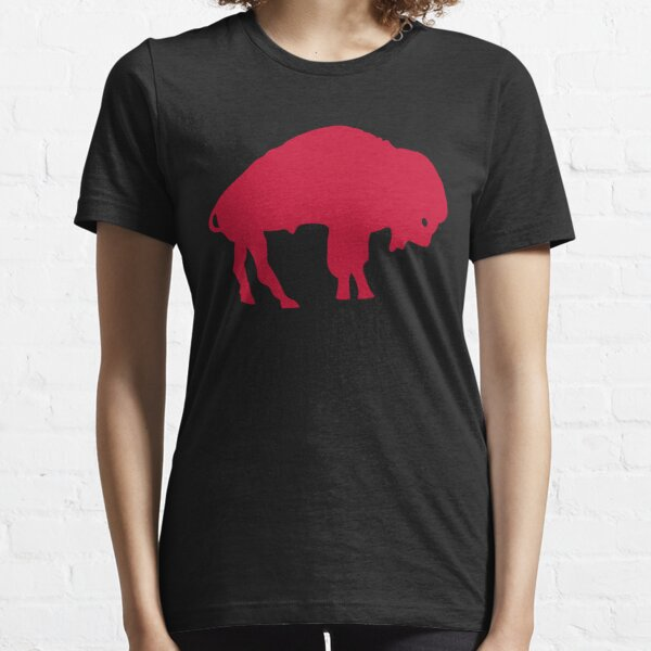 Buffalo Football Fans American Football College & University Sport Essential T-Shirt