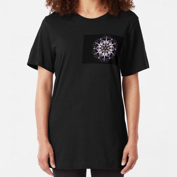 Filigree Slim Fit T-Shirt