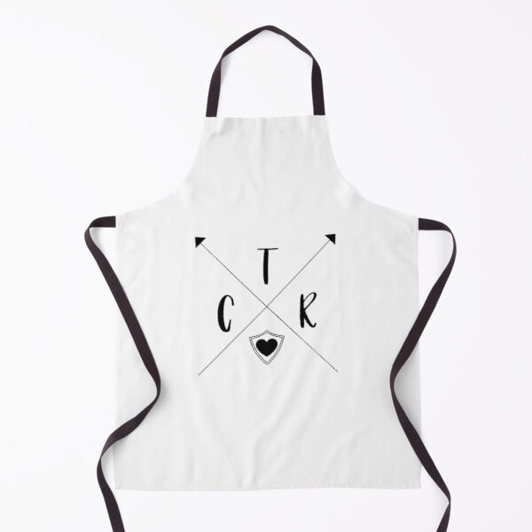 CTR Arrows - Choose The Right - PNG Apron