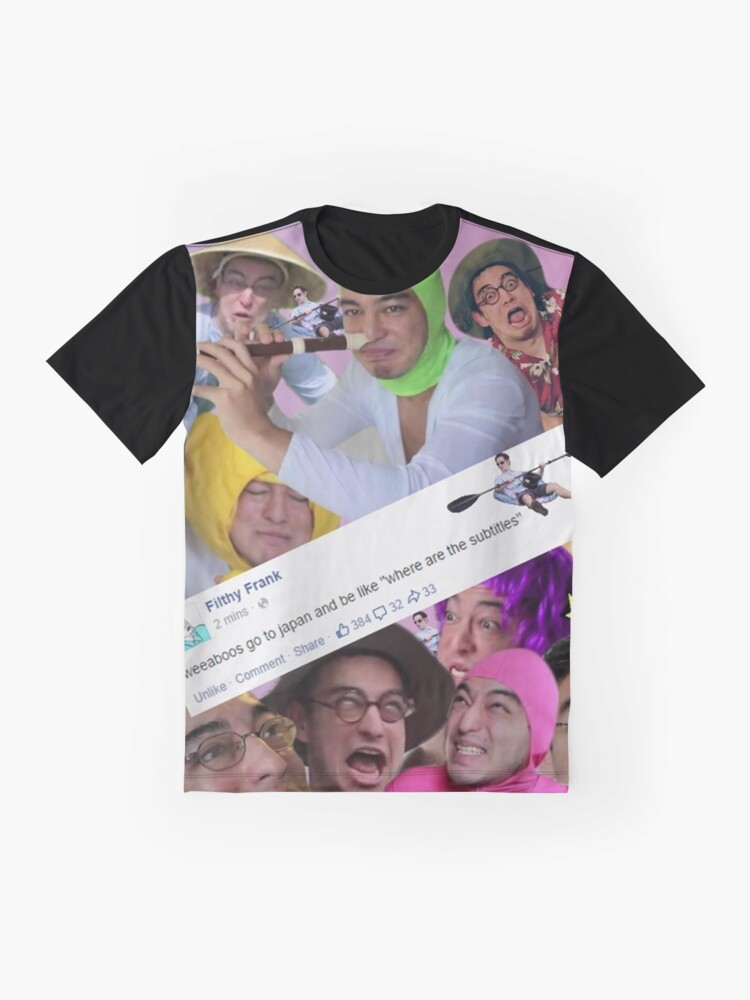 Alternate view of Weeaboos Graphic T-Shirt