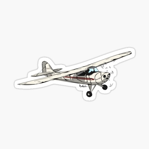 Taylorcraft N95189 Sticker