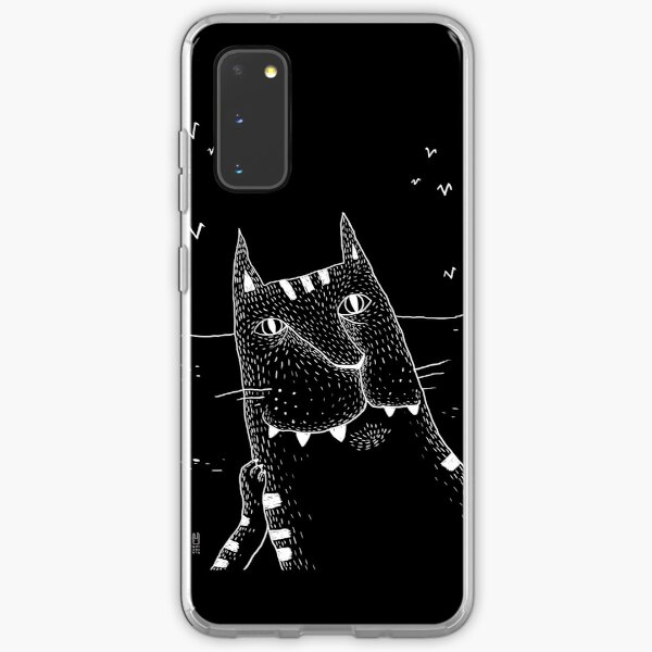 Waiting for the fisherman's boat Samsung Galaxy Soft Case