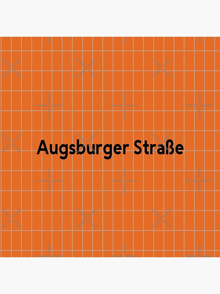 Augsburger Straße Station Tiles (Berlin) by in-transit