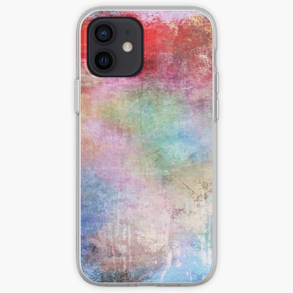 Abstract Painting  iPhone Soft Case