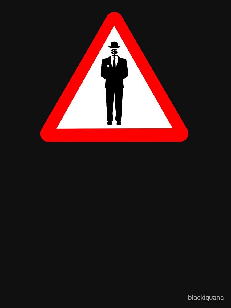 warning... by blackiguana