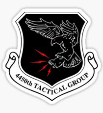 4450th tactical group Sticker