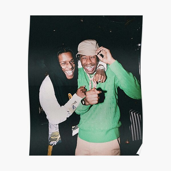 Asap and Tyler Poster