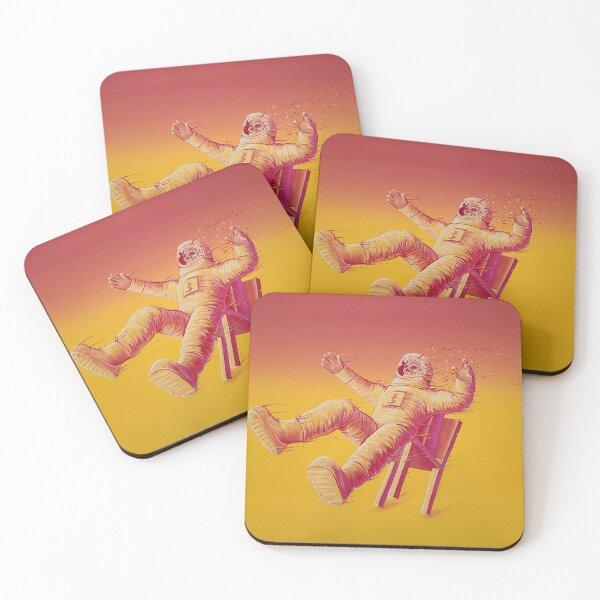 Sun Kissed Coasters (Set of 4)
