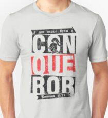 Christian T-Shirt: More than a conqueror T-Shirt