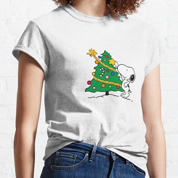 Christmas Snoopy Classic T-Shirt