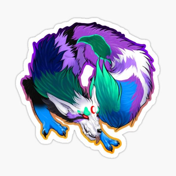 Insidious Beast (Plain) Sticker