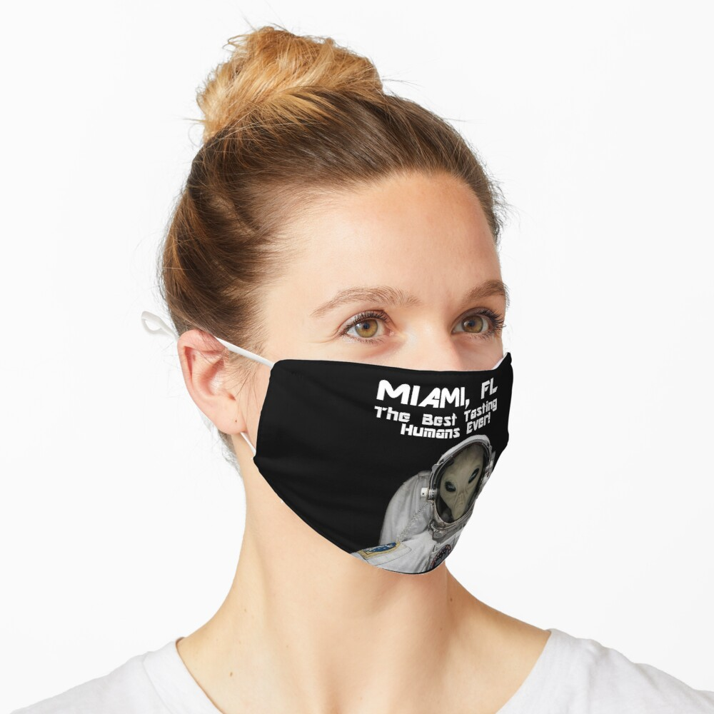 Miami, FL Best Tasting Humans Ever! Design  Mask