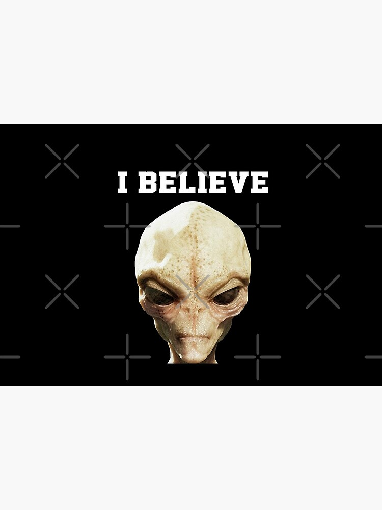 I Believe Alien Design  by Mbranco