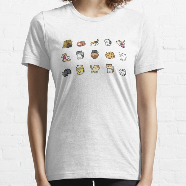 Neko Atsume Essential T-Shirt