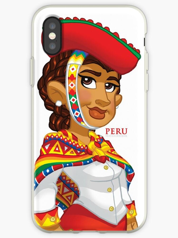 Peruana - White by herediadesigns
