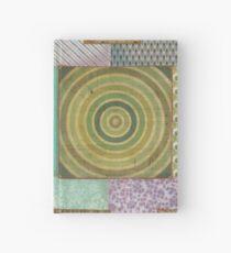 Bullseye Quilt Hardcover Journal