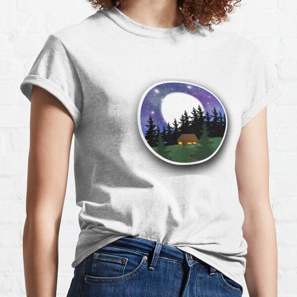 Surrounded In Peace Classic T-Shirt