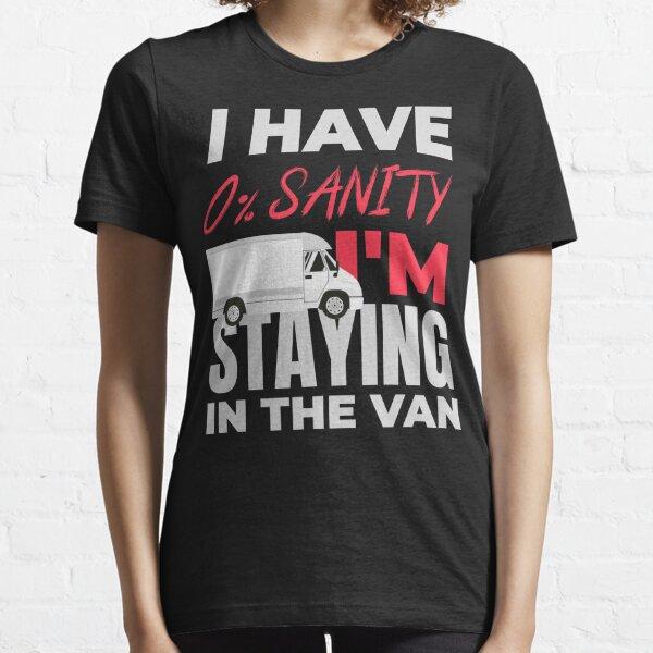 Phasmophobia Funny Joke Essential T-Shirt