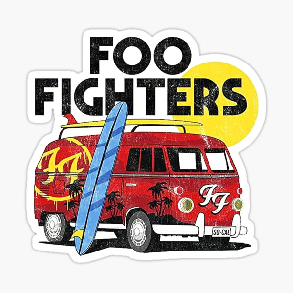 ocean fighters beach Sticker