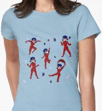 Lady Bug Women's Fitted T-Shirt