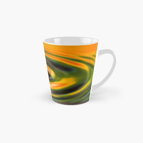 Water Drop Tall Mug