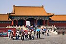 Beijing: Touring the Forbidden City by Kasia-D