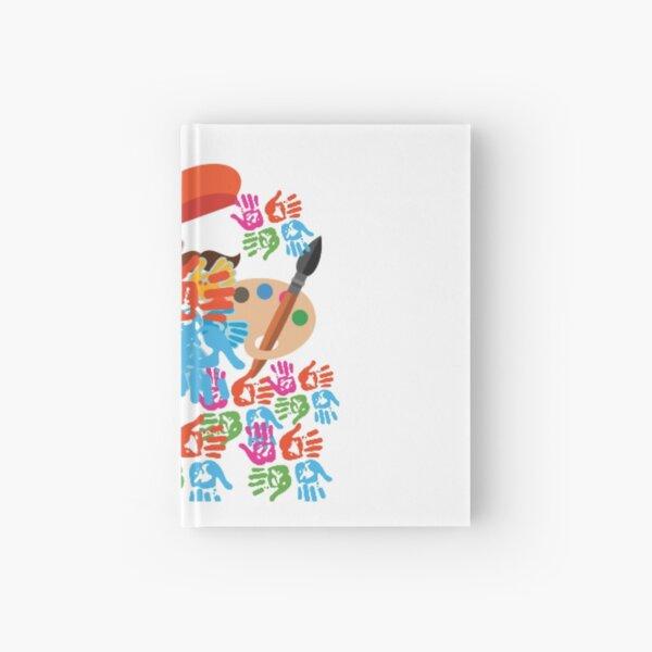 Colourfull life Hardcover Journal