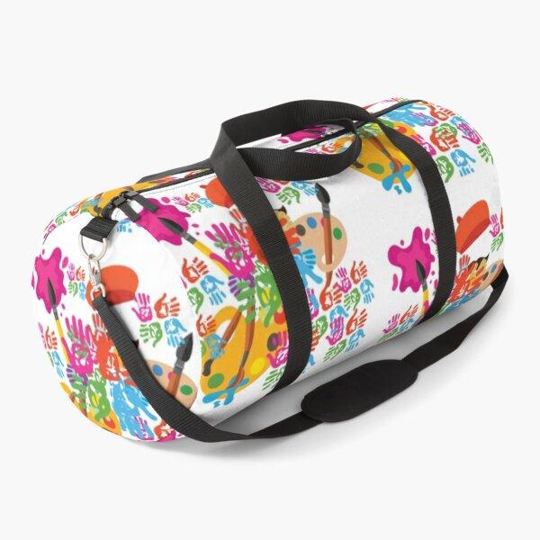 Colourfull life Duffle Bag