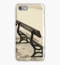 beautifully cold iPhone Case/Skin