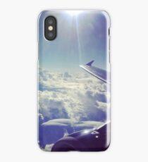 Clouds in the sky iPhone Case/Skin
