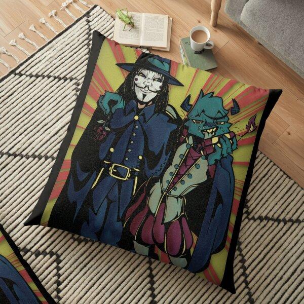 Remember, Remember! Floor Pillow