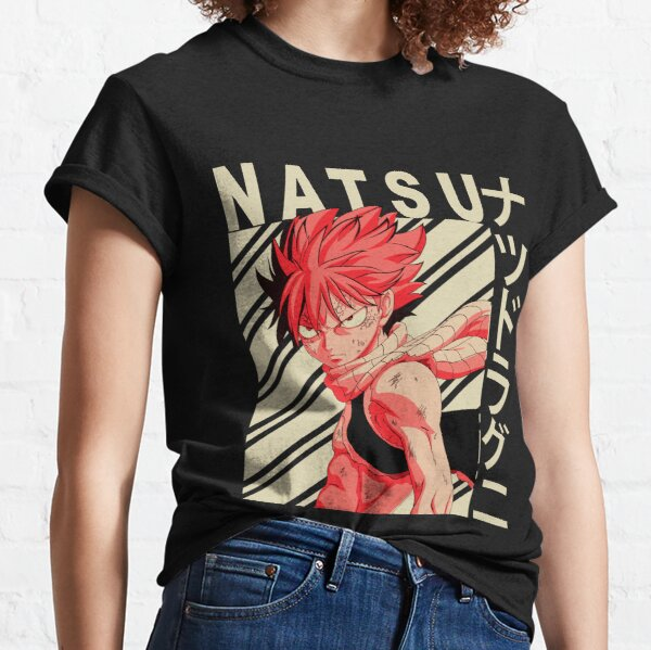 Natsu dragneel - Vintage Art Classic T-Shirt