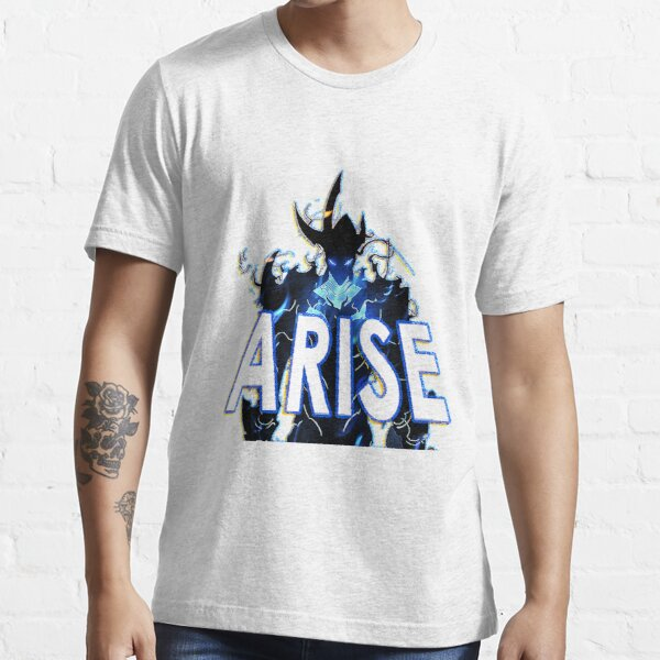 surgir nivellement en solo T-shirt essentiel