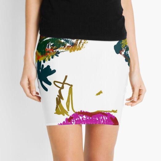 S asset Mini Skirt