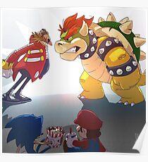 0012 - Baddie Showdown Poster