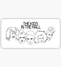 The Kids In The Hall Sticker