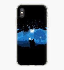 Vinilo o funda para iPhone Ori y el bosque ciego