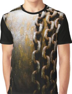 Chained In Graphic T-Shirt