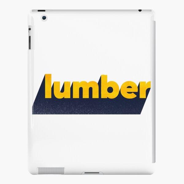 lumber logo  iPad Snap Case