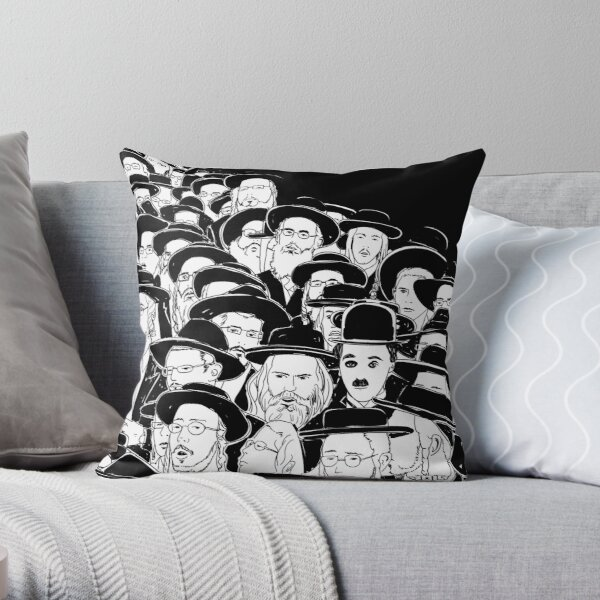 Where is Charlie Throw Pillow