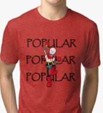 Undertale Papyrus Popular Tri-blend T-Shirt
