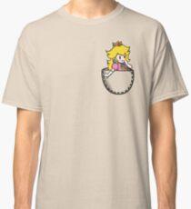 Pocket Peach Classic T-Shirt