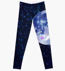 Goodnight moon Leggings