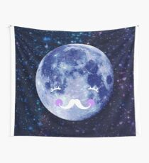 Goodnight moon Wall Tapestry