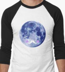 Goodnight moon Men's Baseball ¾ T-Shirt