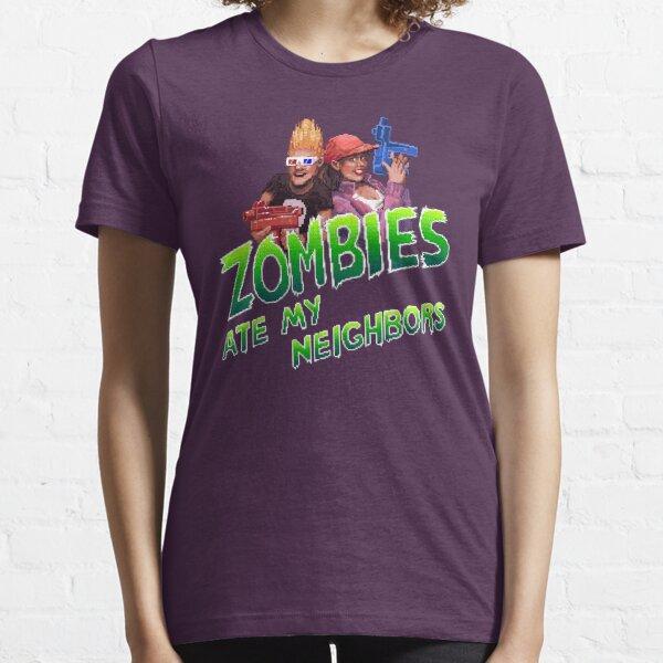 ¡Salva a nuestros vecinos! Camiseta esencial